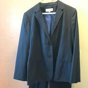 Pants - Calvin Klein Charcoal Gray Suit (2pc) NWT